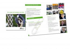 Jrs lyft och industriservice - broschyr