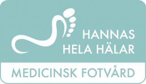 Hannas Hela Hälar - professionell medicinsk fotvård
