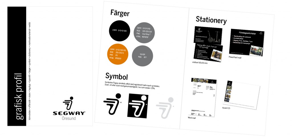 grafisk profil_Segway Öresund by epafi