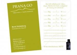 Visitkort-PRANA GO