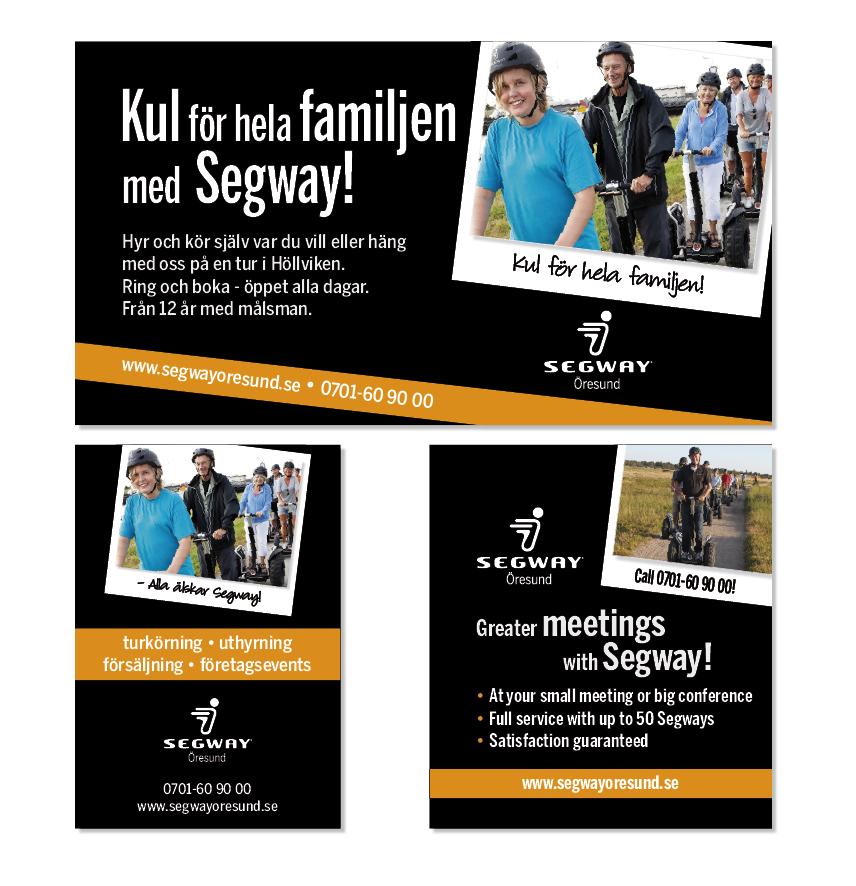 Annonser_Segway Öresund by epafi