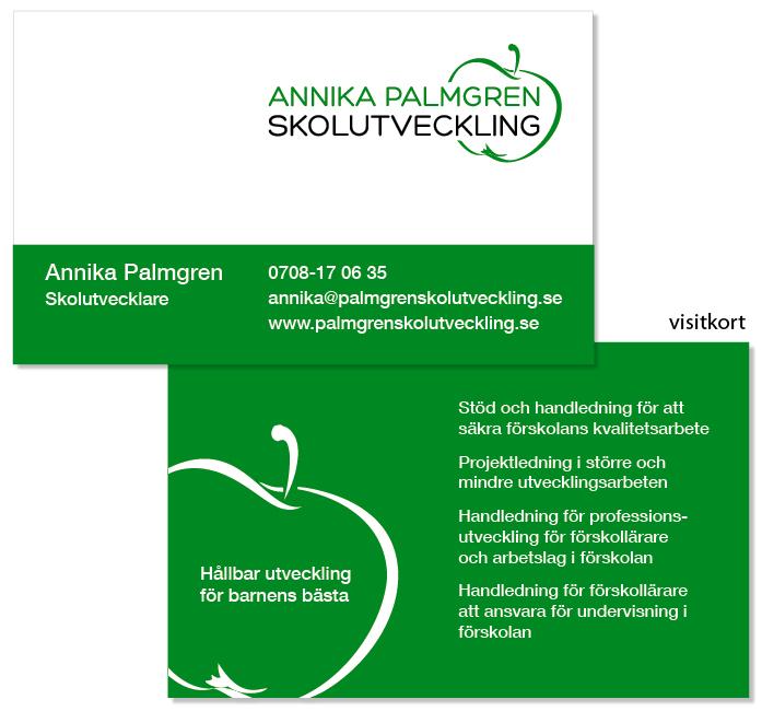 AnnikaPalmgrenSkolutveckling_visitkort_epafi
