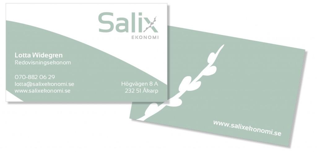 visitkort Salix ekonomi by epafi