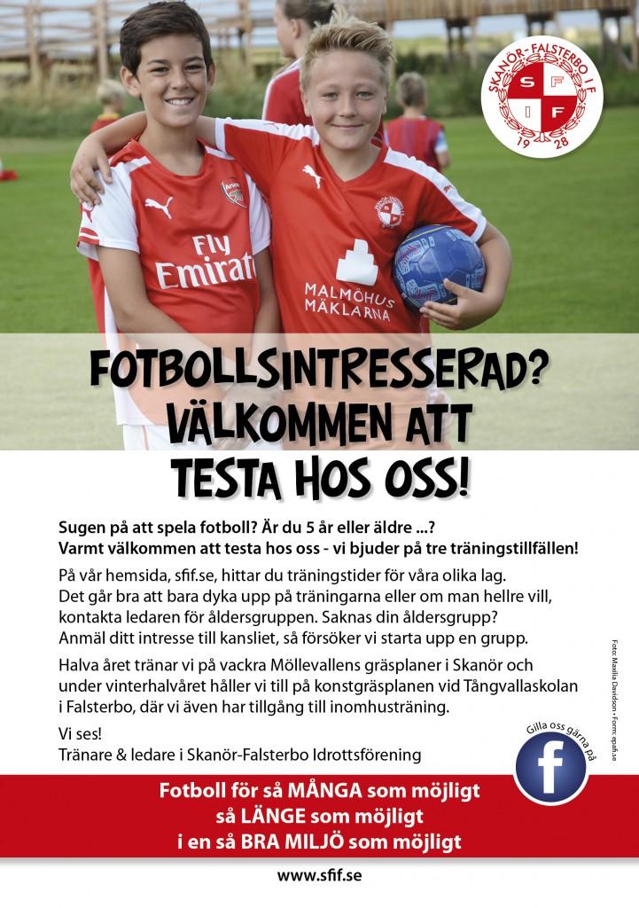 Prova på_flyer_skanör-falsterbo if_fotboll_design by epafi