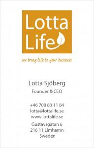 Lotta Life_visitkort_by epafi