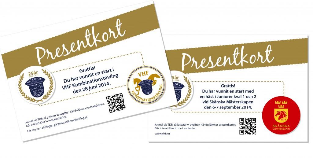 Presentkort_Vellinge Hästsportförening by epafi